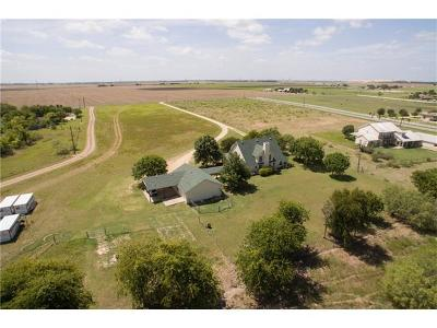 Hutto Farm For Sale: 925 County Road 101