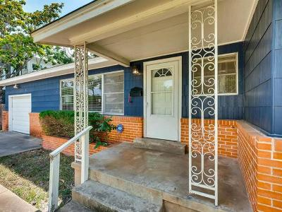 Travis County Single Family Home For Sale: 7903 Tisdale Dr