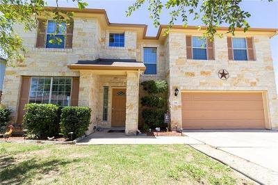 Buda Single Family Home For Sale: 798 Dark Horse Ln