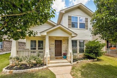 Cedar Park Single Family Home For Sale: 1813 Copper Breaks Ln
