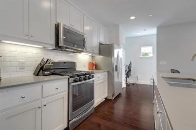 Austin Single Family Home For Sale: 2305 Coronado St #E