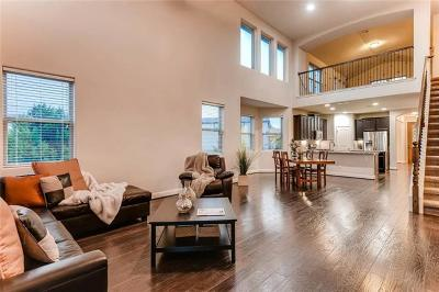 Travis County Condo/Townhouse For Sale: 7627 Evening Sky Cir #G-13