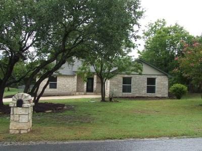 Leander Single Family Home For Sale: 1006 Oakwood Dr
