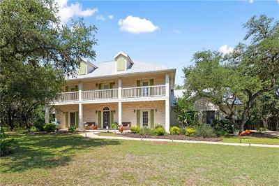 Manchaca Single Family Home Active Contingent: 13612 Copperleaf Trl
