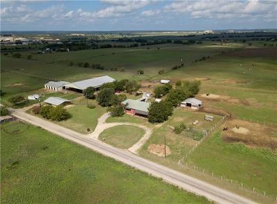 Georgetown Farm For Sale: 1150 County Road 238