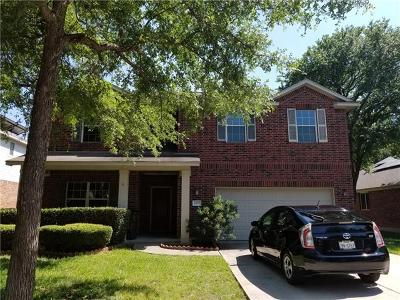 Round Rock Single Family Home Pending - Taking Backups: 1905 Creek Crest Way