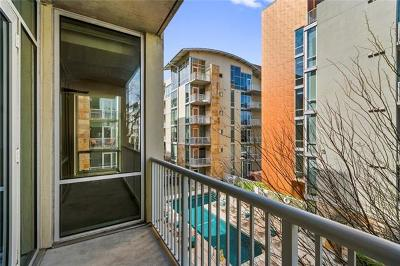 Austin Condo/Townhouse For Sale: 1600 Barton Springs Rd #4303