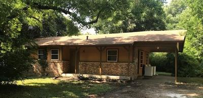 Austin Single Family Home For Sale: 401 Middle Ln