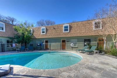 Austin Condo/Townhouse Pending - Taking Backups: 1500 East Side Dr #101-B