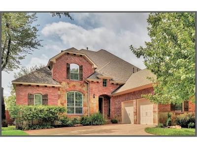 Round Rock Single Family Home Pending - Taking Backups: 3579 Alexandrite Way