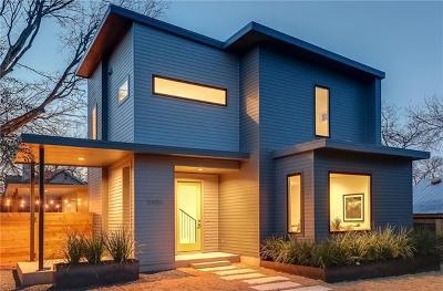 Travis County Single Family Home Pending - Taking Backups: 5406 Duval St