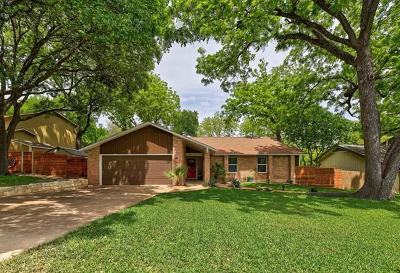 Austin Single Family Home For Sale: 7008 Danwood Dr