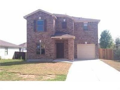 Single Family Home For Sale: 5310 Apple Orchard Ln