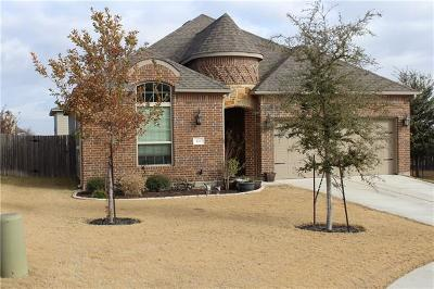 Hutto TX Single Family Home Pending - Taking Backups: $239,000