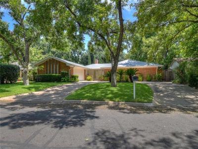 Single Family Home For Sale: 304 San Saba St