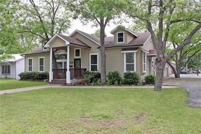 Lockhart Single Family Home Pending - Taking Backups: 1012 W Prairie Lea St