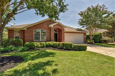 Leander Single Family Home For Sale: 1800 Vintage Dr