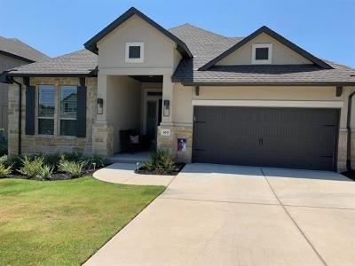 Austin Single Family Home For Sale: 169 Lavaca Heights Dr