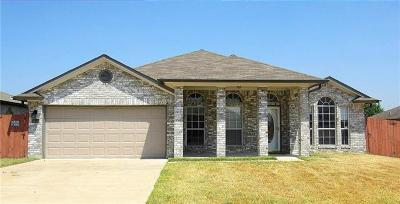 Killeen Single Family Home For Sale: 5400 Mesa Dr