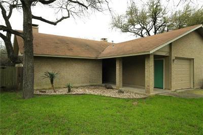Austin Multi Family Home Pending - Taking Backups: 8325 Fathom Cir