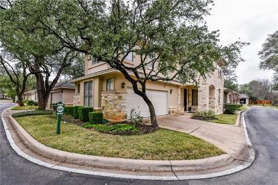 Hays County, Travis County, Williamson County Condo/Townhouse Pending - Taking Backups: 11603 Ladera Vista Dr #11