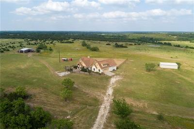 Burnet County, Lampasas County, Bell County, Williamson County, llano, Blanco County, Mills County, Hamilton County, San Saba County, Coryell County Farm For Sale