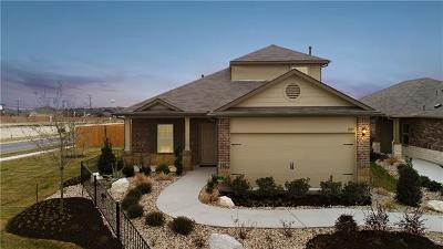 Round Rock TX Single Family Home For Sale: $282,990