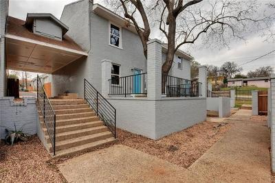Austin Condo/Townhouse For Sale: 6211 Manor Rd #123