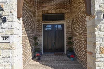 Liberty Hill Single Family Home For Sale: 120 Mindy Way