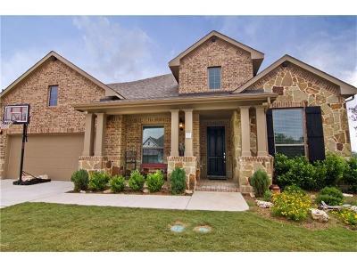 Lago Vista Single Family Home For Sale: 7613 Turnback Ledge Trl