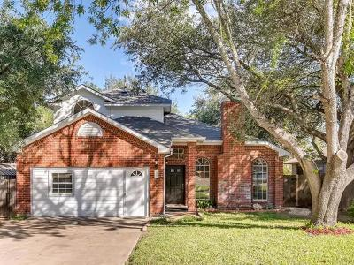 Pflugerville Single Family Home For Sale: 538 Broken Feather Trl