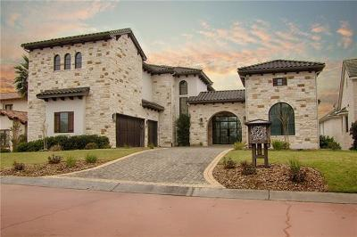 Menard County, Val Verde County, Real County, Bandera County, Gonzales County, Fayette County, Bastrop County, Travis County, Williamson County, Burnet County, Llano County, Mason County, Kerr County, Blanco County, Gillespie County Single Family Home For Sale: 129 Applehead Island