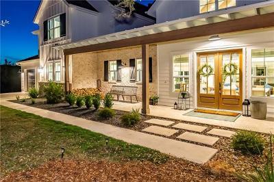 Spicewood Single Family Home Pending - Taking Backups: 1208 Larkhall Dr