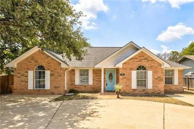 Austin Single Family Home For Sale: 303 W Grady Dr