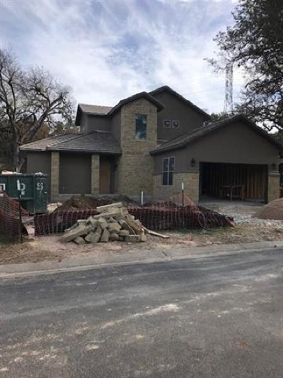 Austin, Lakeway Single Family Home For Sale: 6 Chandon Ln