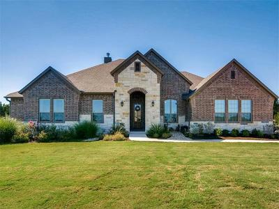 Liberty Hill Single Family Home For Sale: 325 Bold Sundown