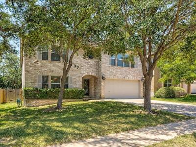 Cedar Park Single Family Home For Sale: 1305 Irene Dr
