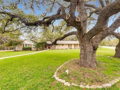 Travis County Single Family Home For Sale: 11505 Sundown Trl