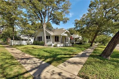 Austin Single Family Home For Sale: 200 E 43rd St