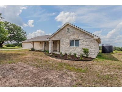 Liberty Hill Farm For Sale: 004 County Road 204 Rnch