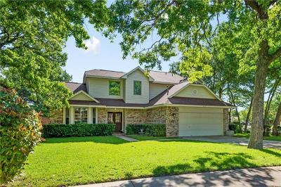 Cedar Park Single Family Home For Sale: 414 Trumpet Vine Trl