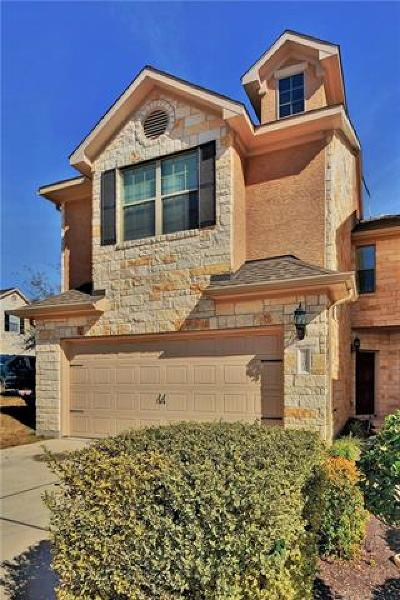 Cedar Park TX Condo/Townhouse For Sale: $232,500