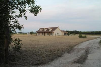 Liberty Hill Single Family Home Pending - Taking Backups: 337 County Road 205