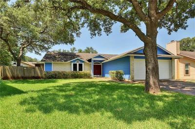 Travis County Single Family Home For Sale: 4305 Mauai Cv
