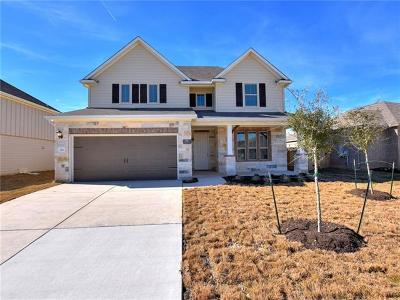 Hutto Single Family Home For Sale: 701 Carol Dr