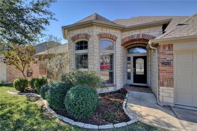 Hutto Single Family Home For Sale: 20908 Prestwick Dr