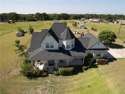 Williamson County Single Family Home For Sale: 913 County Road 220