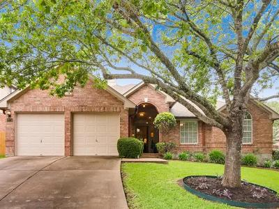 Austin Single Family Home Pending - Taking Backups: 10732 Chestnut Ridge Rd
