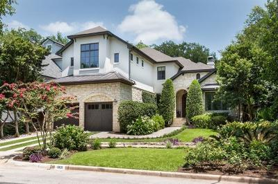 Austin Single Family Home For Sale: 1801 Stamford Ln