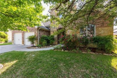 Cedar Park Single Family Home For Sale: 1409 Rimstone Dr